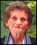 Štefanija Bubalo Osmrtnica